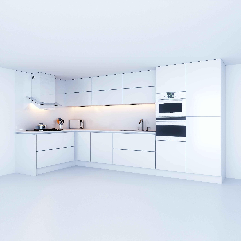 キッチンの壁紙 壁 クロス選び リフォーム会社紹介サイト ホームプロ