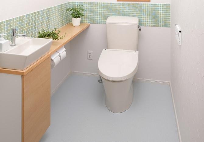 失敗しない トイレの壁紙選び おしゃれな事例集 リフォーム会社紹介サイト ホームプロ